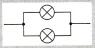 Параллельное соединение двух ламп